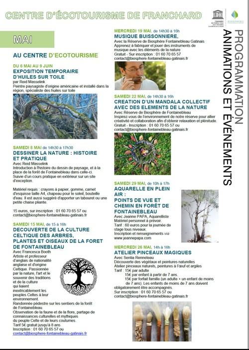 Centre d'Ecotourisme de Franchard